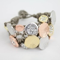 Hemp Pebble Bracelet - Buy From ShopDesignSpark.com
