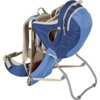 Comfortable Baby Frame Carrier for Kids in Blue Color