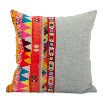 Cusco Pillow III
