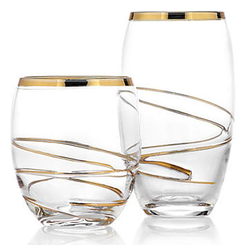 Olympia Barware - Sets of 4 | Glassware | Tableware | Z Gallerie