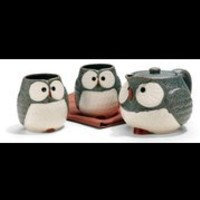 Shop for Owl Tea Set | Stash Tea