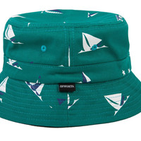 EARL SINKING BOAT BUCKET HAT GREEN – Odd Future