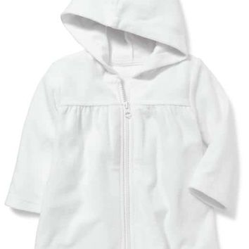 Hooded Loop-Terry Swim Cover-Up for Baby | Old Navy