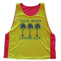South Beach Lacrosse Club Lacrosse Pinnie