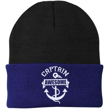 Captain Awesome Hats - Beanies