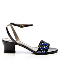 Perforated Leather Sandals by Marc Jacobs - Moda Operandi