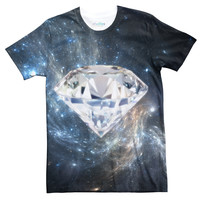 Space Diamond Tee