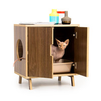 Made for Pets, Designed for You — Modernist Cat