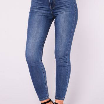 Perfect Pair Skinny Jeans - Medium Wash