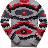 Western Ways Sweater