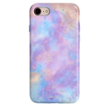 Pastel Galaxy Phone Case by Carli Bybel
