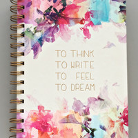 To Dream Journal