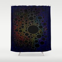 :: Radioactive :: Shower Curtain by :: GaleStorm Artworks ::