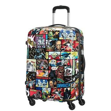 American Tourister 19 Inch Star Wars Comics Carry-On Suitcase Luggage