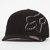 Fox Greedy Mens Hat Black/Grey  In Sizes