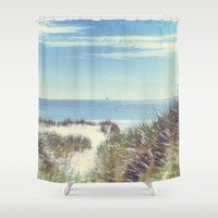 Summer of 69 Shower Curtain by HappyMelvin