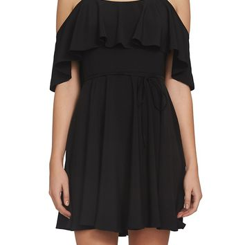 CeCe Adelina Cold Shoulder Dress | Nordstrom