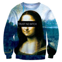 Trust No Bitch Sweatshirt