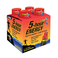 5 Hour Energy Berry 4 Pack | My Dorm Food