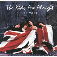 The Who Kids Are Alright Union Jack Poster 24x36