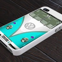 mini bus volkswagen tosca chrome - Print On Hard Cover For iPhone 4,4S