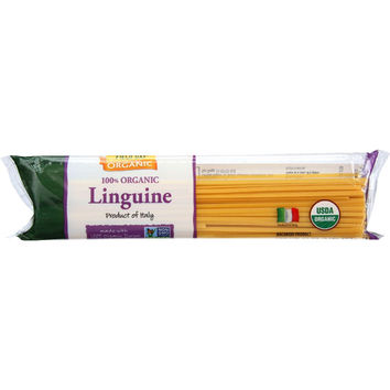 Field Day Pasta - Organic - Traditional - Linguine - 16 Oz - Case Of 12