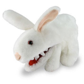 ThinkGeek :: Monty Python Killer Rabbit Plush