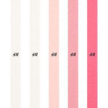 5-Pack Straight Nail Files - from H&M