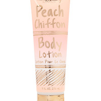 FOREVER 21 Peach Chiffon Body Lotion Peach Chiffon One