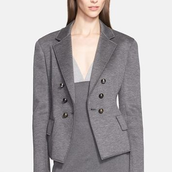 Women's Donna Karan New York Bonded Jersey Jacket