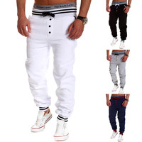 Men's Fashion Men Pants Skinny Pants [6544236675]