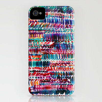 Rain iPhone Case by Amy Sia | Society6