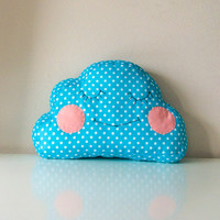 Free shipping, cloud pillow, decorative pillows, for kids room, gifts for kids