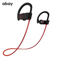 Bluetooth Wireless Earphone with Mic super Bass Noise cancel HD Sound sports headphones Headset Stereo Earbuds for Mobile phone
