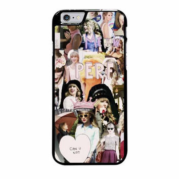 taylor swift collages perf iphone 6 plus 6s plus 4 4s 5 5s 5c cases