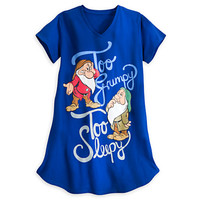 Grumpy and Sleepy Nightshirt for Women