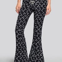 Jimi Pant - Navy Stars - Bottoms - Clothes | GYPSY WARRIOR