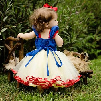 Baby Infant Clothing Dress Toddler Girl 1st Birthday Outfits Christmas Gift Halloween Costume Girls Tutu Party Wear Kids Clothes