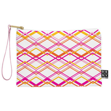 Heather Dutton Intersection Bright Pouch