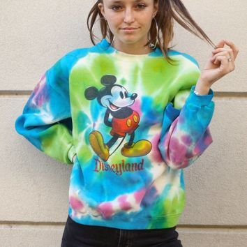 Rainbow Mickey Vintage Sweatshirt