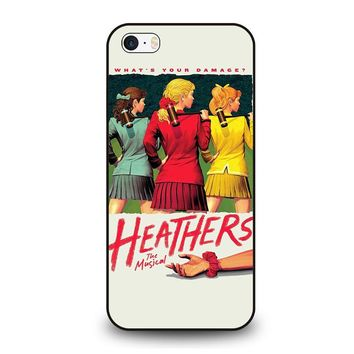 HEATHERS BROADWAY MUSICAL iPhone SE Case Cover