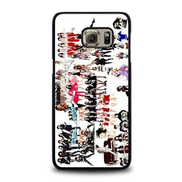 kpop girls samsung galaxy s6 edge plus case cover  number 2