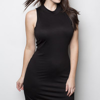 Black Cowl Neck Dress - Shop Women's Missy & Plus Size Clothing