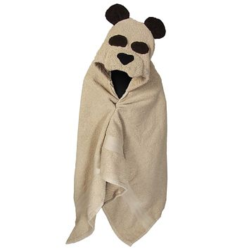 Hooded Towel Bear Bath Towels for Children and Adults
