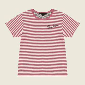 Printed Patchwork T-Shirt - Marc Jacobs