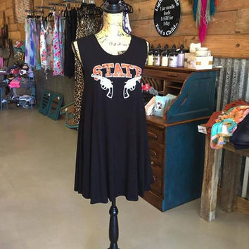 State Tshirt women's Dress-OSU
