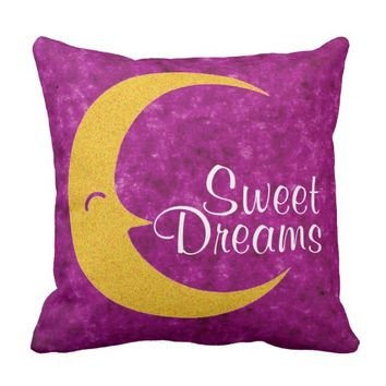 16 x 16 POLYESTER SWEET DREAMS PILLOW