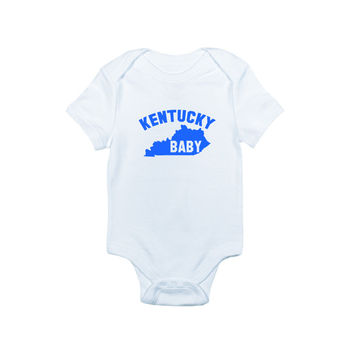 Kentucky Baby Bodysuit or Tee