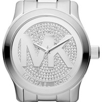 Michael Kors Watch, Women's Stainless Steel Bracelet 45mm MK5544