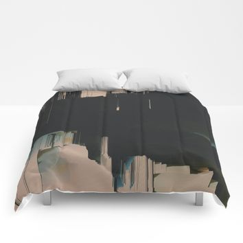 Neutrality Comforters by DuckyB